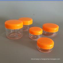 PS Материал пустой пластиковый глаз крем банку