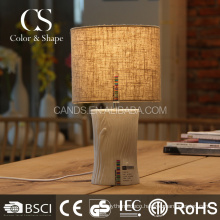 Fashion art tree texture read table lights