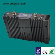 20dBm Dcs 1800 fijó el aumentador de presión selectivo del booster / de la señal de la venda (GW-20DS)
