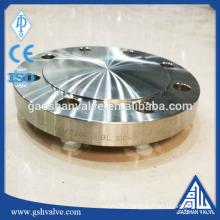 professional flange manufacturing supply blind flange