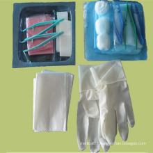 Disposable Sterile Dressing Kit for Medical Use
