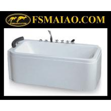 Bañera de masaje acrílica de las ventas calientes (BA-8713)