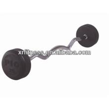 Fixed W Barbell Strength Machine Fitness Equipment