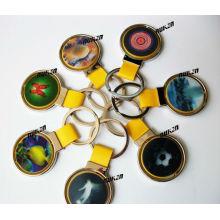 Promotional Gift 3D Lenticular Keyring