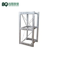 Galvanized Mast Section for Construction Hoist