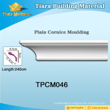 Waterproof Cornice Moulding For Interior Decoration