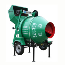 JZC350 construction equipment large capacity concrete mixer