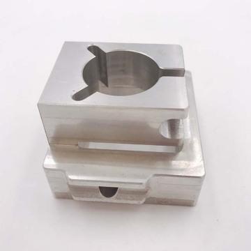 Hochpräzise kundenspezifische 5-Achsen-Bearbeitung von Aluminiumteilen