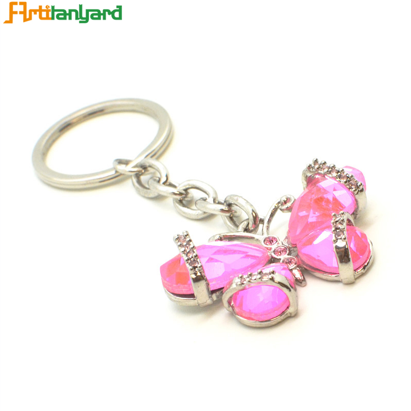 High Quality Keychain With Plating