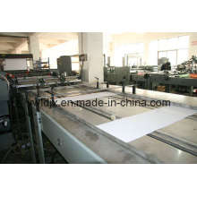 Ligne de production de livres en agrafage à fil métallique (LD-1020)