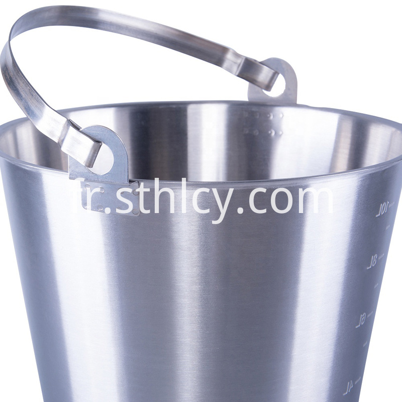 Wholesale Stainless Steel Soup Bucket