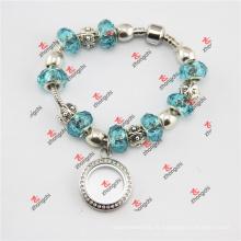 Verreries en alliage de mode / Perles de verre Cadeaux Bracelet serpent (PDE60229)