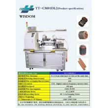 Weisheits-Tt-Cm01dl2 Motorstator-Spulen-Wickelmaschine für Transformator, Relais, Induktor, Solenoid