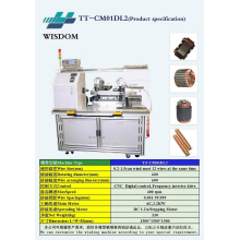 Wisdom Tt-Cm01dl2 Motor Stator Coil Winding Machine for Transformer, Relay, Inductor, Solenoid