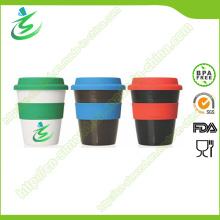Coupe de café promotionnel 12 Oz BPA sans couverture