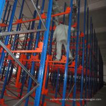 Automatic Radio Warehouse Storage Shuttle Pallet Racking