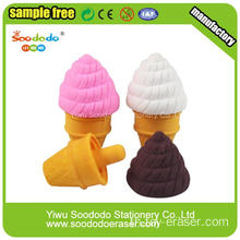 ไอศครีม Food Shaped Stationery Eraser Manufactory