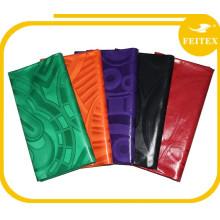 New Fashion Nigeria Différents Types Tissu Jacquard Coton Damassé Tissus Africains Tissus Traditionnels Guinée Brocade Pour Fête