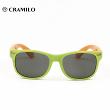2018 new design custom logo polarized kids sunglasses