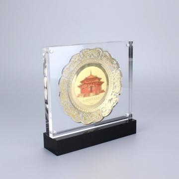 APEX Rechteckige Münzausstellung mit Magneten