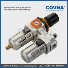Forneça a válvula de redução da pressão da filtragem de ar / o processador da fonte do gás