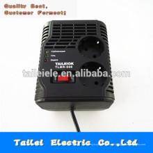 Stabilisateur de régulateur de tension type socket TLBR TLBR-500va 220vac