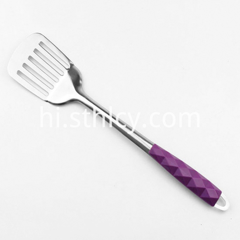 real keen stainless steel spatula
