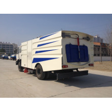 Camion balayeuse standard d'émission Euro 5 à 6 roues
