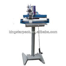 PFS-F450 Máquina de vedação de pedal com impressão de fita de tinta