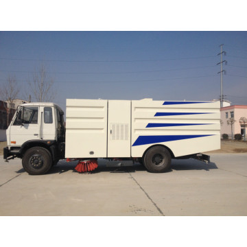 Vacuum Road Sweeper truck 5m3 Sweeping Cleaning truck