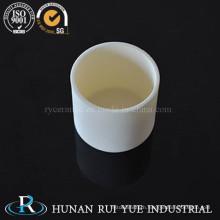 High Density Melting Ceramic Crucible Used for Laboratory