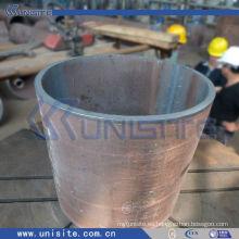 De acero grueso tubo resistente al desgaste para el dragado (USC-7-003)
