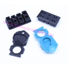 Customized Molded Silicone Rubber Bumper