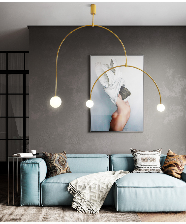 Applicantion Hanging Lamps For Ceiling