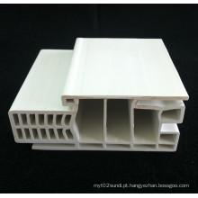 Jamb Df-I95h40 puro da porta do bolso da porta da cavidade do quadro de porta do PVC