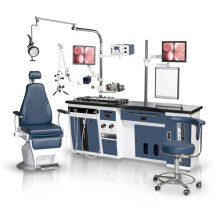 Ent Unit with Monitor Micro Scope Doctor Stools for Option