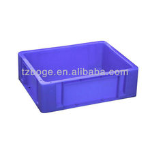 Various volume plastic turnover box mould