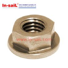 2016 vente chaude bride hexagonale noix prix à manufaturer de Shenzhen