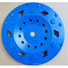 PCD Diamond Cup Grinding Wheel Tools for Coating Removal