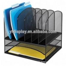 Tint Color Sechs Regale Acryl File Organzier
