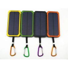 Beste Verkauf Fabrik Original Solar Portable Handy Power Bank Ladegerät