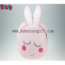 "11.8""Pink Rabbit Children Backpack Cartoon Image Bos1229/30cm"
