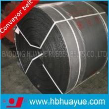 Correia transportadora antiestática do cabo retardador de chama de aço para tunelamento