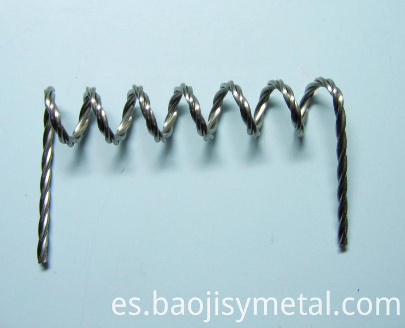 pure niobium twisted wire