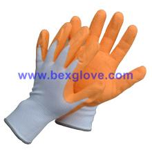 Pretty Latex Garden Glove