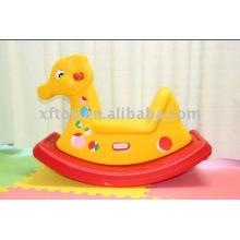 Colorido pato de plástico Swing para niños