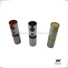 Hochwertige kundenspezifische Zylinder-Pappschachtel