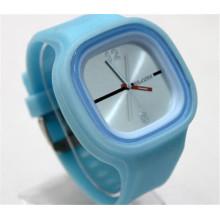 Yxl-996 2016 Neue Ankunfts-Art- und Weisebeiläufige Uhr-Frauen-Silikon-Sport-Armbanduhr-Gelee-Uhr-Marken-Quarz-Uhr-heißes Geschenk