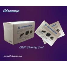 Tarjeta de limpieza CR80 para Hotel Doorlock / cajero automático / impresora