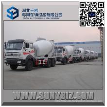 North Benz 10 Wheeler 7 Cbm Zementmischer LKW